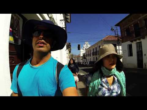 PlanetMnM: Life In Sucre (Bolivia) While Studying Spanish (HD)