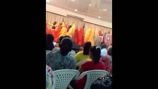 Love and Faith World outreach ministries 25 Anniversary in Guyana 2013