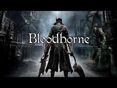 Bloodborne Blood Starved Beast Youtube