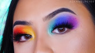 how to cut crease tutorial