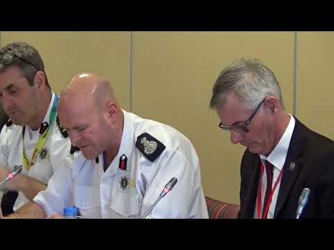 Merseyside Fire and Rescue Authority (Budget Meeting) 22nd February 2018 Part 1 of 2
