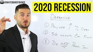 The 2020 Recession: How To Prepare For The Next Market Crash