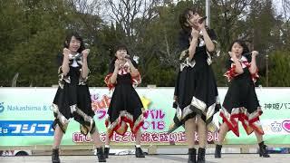2018年2月4日(日)@姫路・大手前公園.