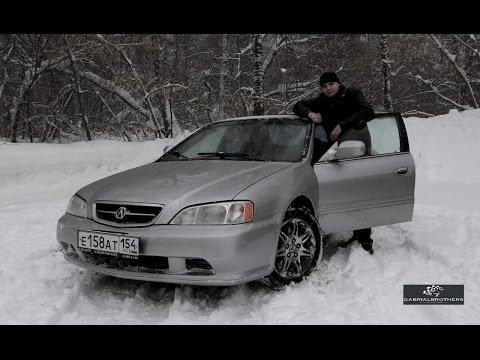 Видео тест-драйв Акура ТЛ