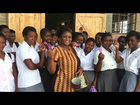 World Menstrual Hygiene Day: Menstrual Cups in Malawi - BBC What's New?