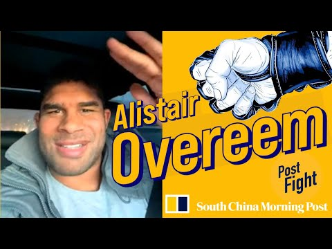 "Alistair Overeem admits ""I'm getting too old for this"" ahead of UFC return 