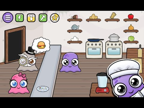 """Moy Restaurant Chef """"Casual Cooking Games"""" Android Apps Game Video"""