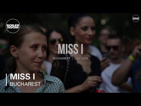 Miss I Boiler Room Bucharest x Interval DJ Set
