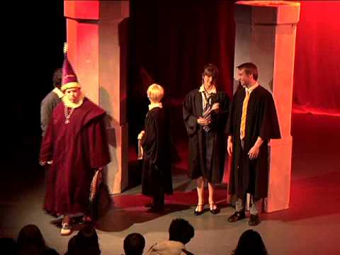 A Very Potter Musical Act 1 Part 9