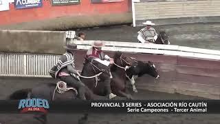 RODEO AL DIA 78 RIO CAUTÍN EN LONCOCHE FEBRERO 2019