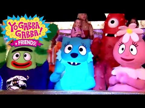 Yo Gabba Gabba 404 - Show   Full Episodes HD   Season 4