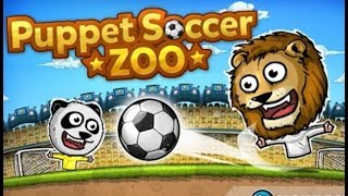 Puppet Soccer Zoo Full Gameplay Walkthrough