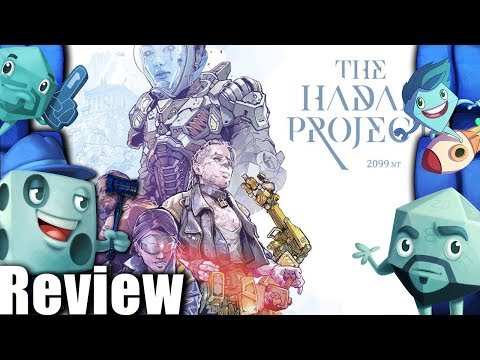 TIME Stories Revolution: The Hadal Project Review - with The Dice Tower