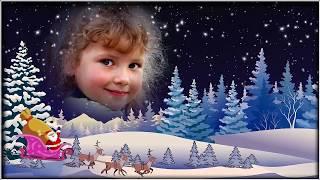 Детский новогодний бесплатный проект