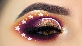 Daisy Eye Tutorial | Fun Flower Make up