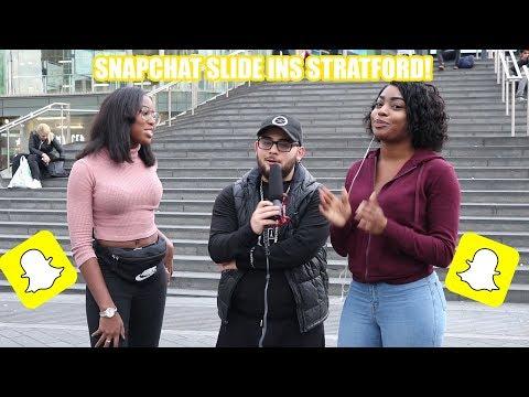 Snapchat Slide Ins - Stratford
