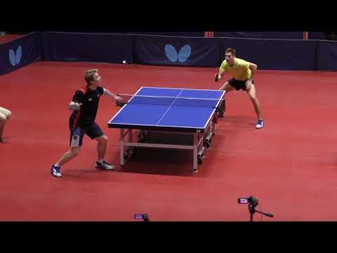 Видео: IZUMRUDOV - DVOYNIKOV #MOSCOW #Championships 2020 #RUSSIAN #tabletennis #настольныйтеннис