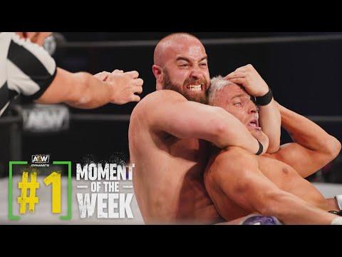 MUST SEE Main Event - TNT Champion Darby Allin vs John Silver   AEW Dynamite, 3/24/21
