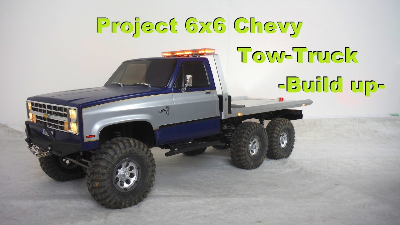 1955 chevrolet pro street truck youtube - Build A Chevy Truck Project 6x6 Chevy Tow Truck Build Up Youtube