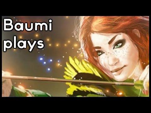 Dota 2 | PUSH LIKE THE WIND!! | Baumi plays Windranger