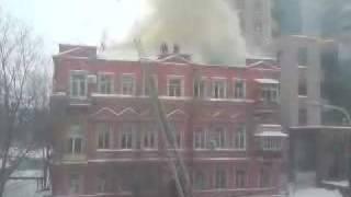 Пожар на Шевченко, 16. Часть 3(, 2009-12-19T19:15:02.000Z)
