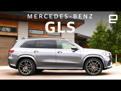Mercedes-Benz GLS First Drive: The off-road S-Class