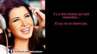 """Nancy Ajram """"Il y a des choses"""" (Fi Hagat) - sous-titres français"""