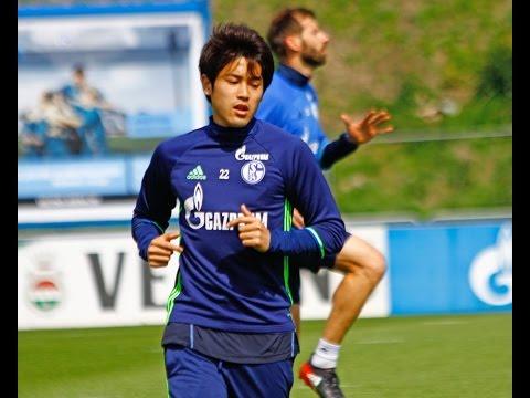 FC Schalke 04 Training 11-05-2017