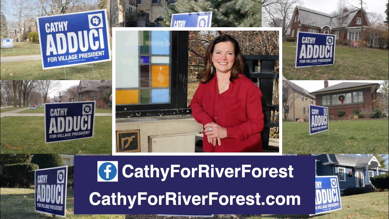 Campaign video for Village President