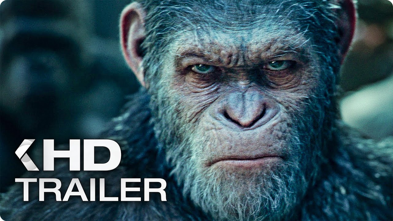 War For The Planet Of The Apes Trailer 2 2017 Youtube