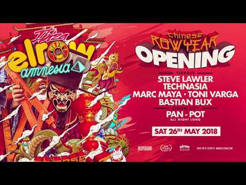 Opening elrow@Amnesia Ibiza 2018