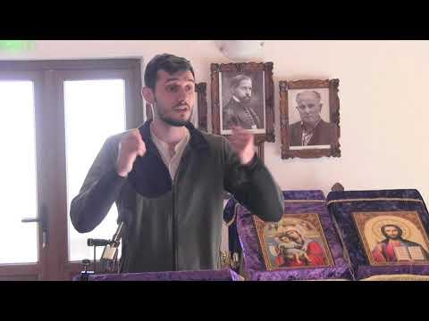 Iulian Toader -  Purtăm Din Duhul Părintelui Iosif... (Certege, 29 Feb. 2020)