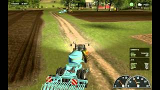 Lets Play Agricultural Simulator 2011 -Biogas Add on -  Ep 034