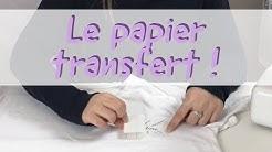 DIY- Personnaliser ses vêtements avec du papier transfert
