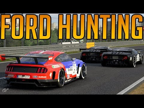 Gran Turismo Sport: Hunting Down the Ford GT thumbnail