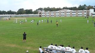 westbury vs elmont  2:1 (first half)