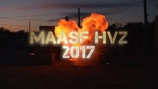 MAASF Humans Versus Zombies 2017 Promo