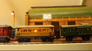 Eisenbahnanlage im Spielzeugmuseum im Havelland