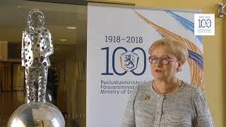 PLM100: Anneli Tainan haastattelu