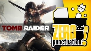 TOMB RAIDER (Zero Punctuation) (Video Game Video Review)
