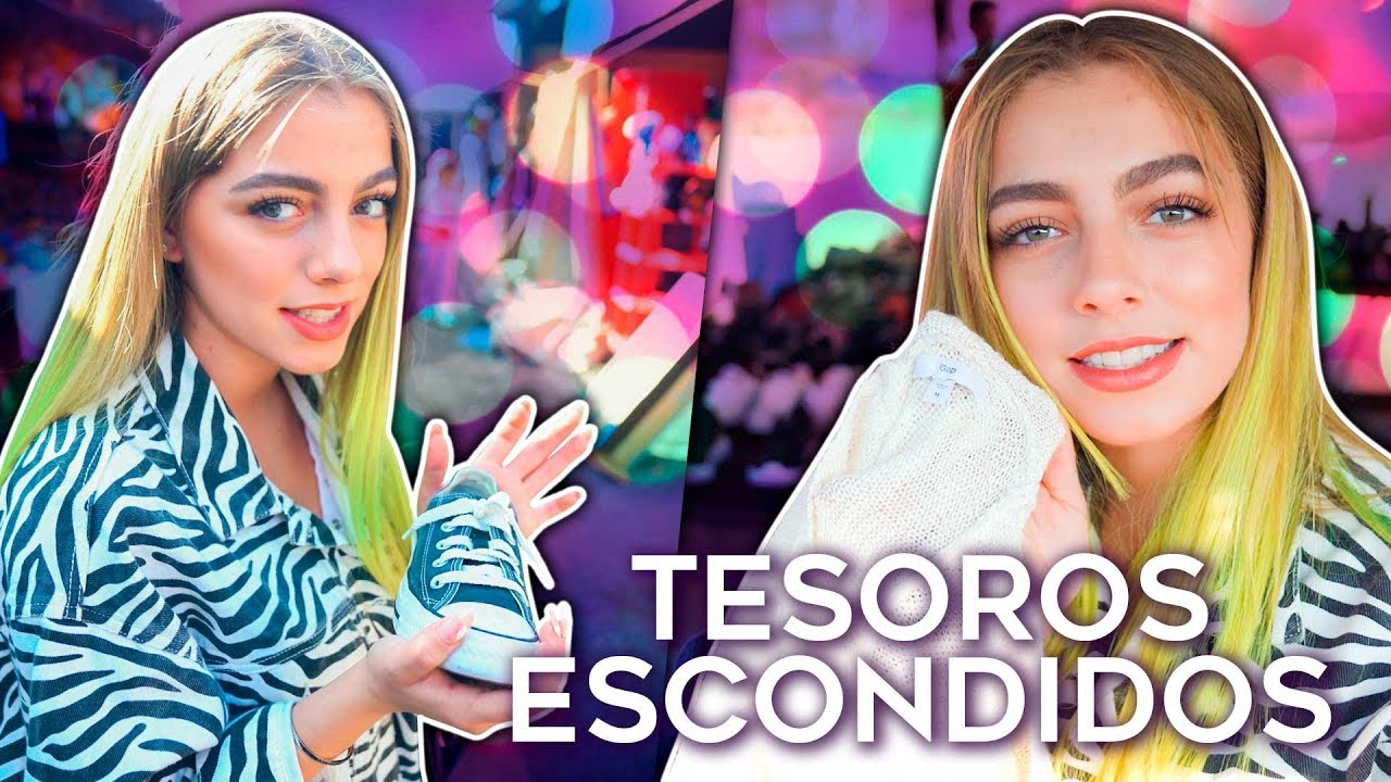 Tesoros Escondido en el Tianguis | Episodio 1 ❤️