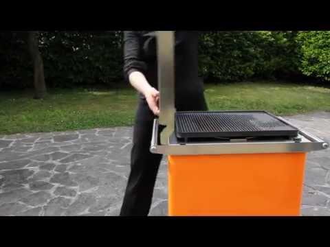 Pelletgrill Prototype Ohne Strom Tlud Gasifier Pe