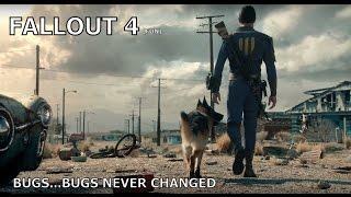 Fallout 4 bags Баги и гомункул
