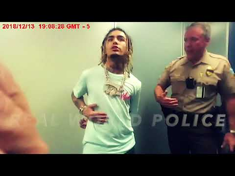 Lil' Pump Finds Out He's Going To Jail