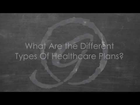 What Are The Different Types Of Healthcare Plans