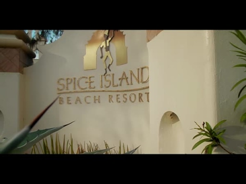 AAA Five Diamond Award - Spice Island Beach Resort