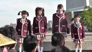 """ガールフレンド / nerve """"日本エヴィゾリ化計画"""" モデル系美少女アイドルユニット ガールフレンドのメンバーがBiSさんのnerveを踊りました。 ※屋外で小音量で撮影したため ..."""