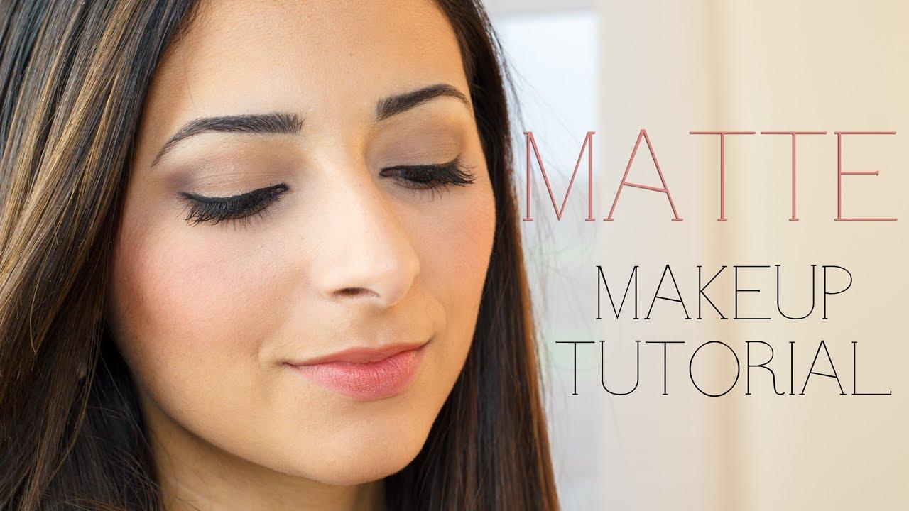 Matte makeup tutorial le beauty girl youtube matte makeup tutorial le beauty girl baditri Choice Image
