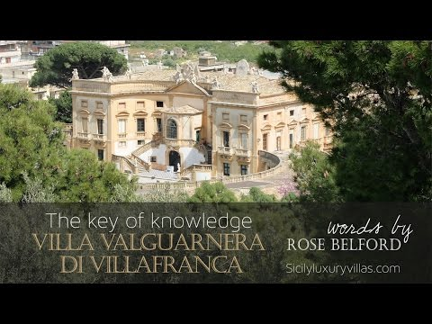 Villa Valguarnera, Bagheria 2017