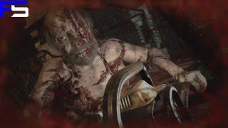 Resident Evil 7✹Дедка за репку✹4 серия✹Прохождение